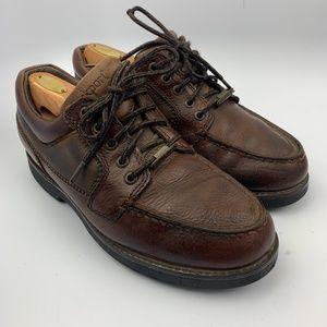 Rockport 9 W Men  Brown Shoes Hydro-Shield Waterpr